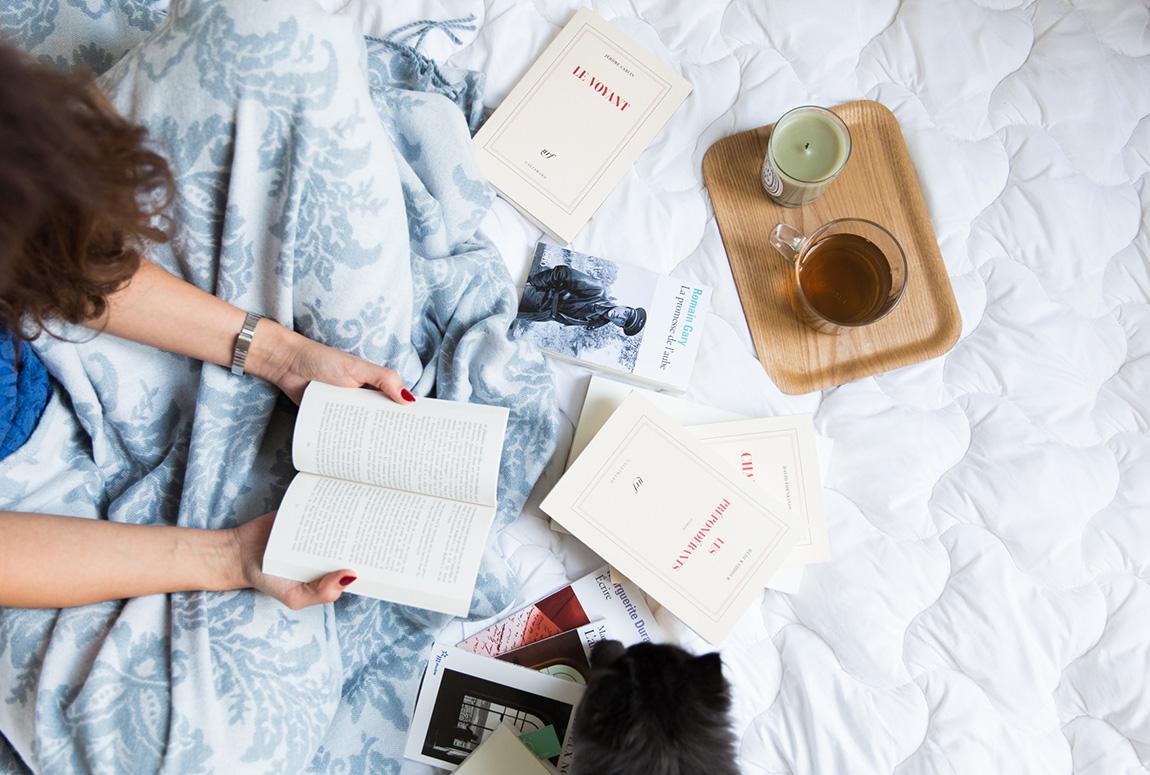Livres littérature Blog Lifestyle culture - Blogueuse parisienne photos Lifestyle