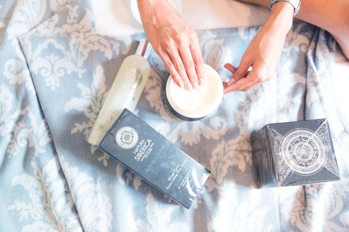 NATURA SIBERICA marque de cosmétiques organiques à base d'herbes et de plantes sauvages de Sibérie - cosmétique bio blog mode lifestyle - blogueuse parisienne