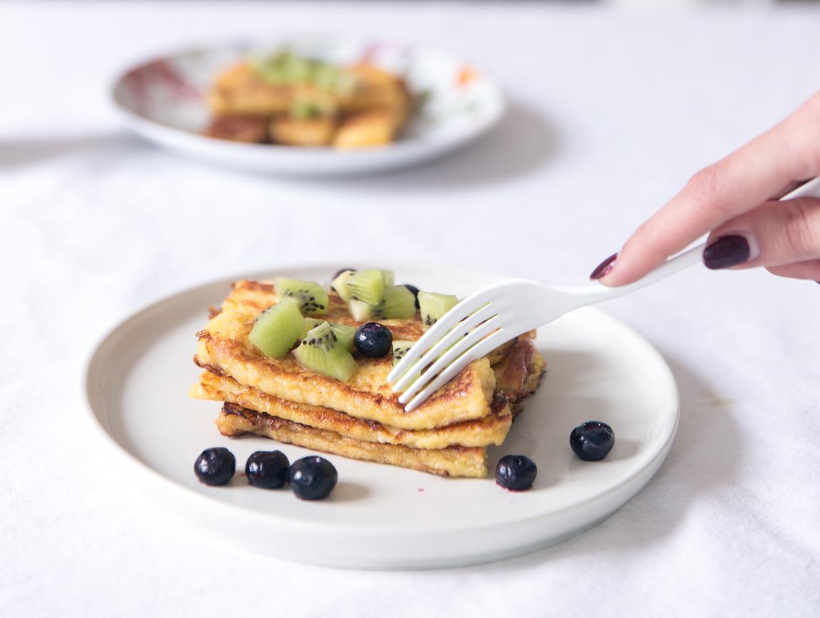 Recette brioche perdue en stick ou bâtonnets - blog cuisine Dollyjessy - french toast recipe french blogger - Pain perdu recette très facile et rapide