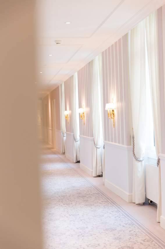 Hôtel Beau Rivage Palace - Suisse Lausanne - blog voyage france paris - blogueur voyage belles photos