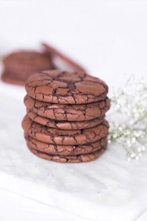 Blog cuisine cookies tout chocolat recette