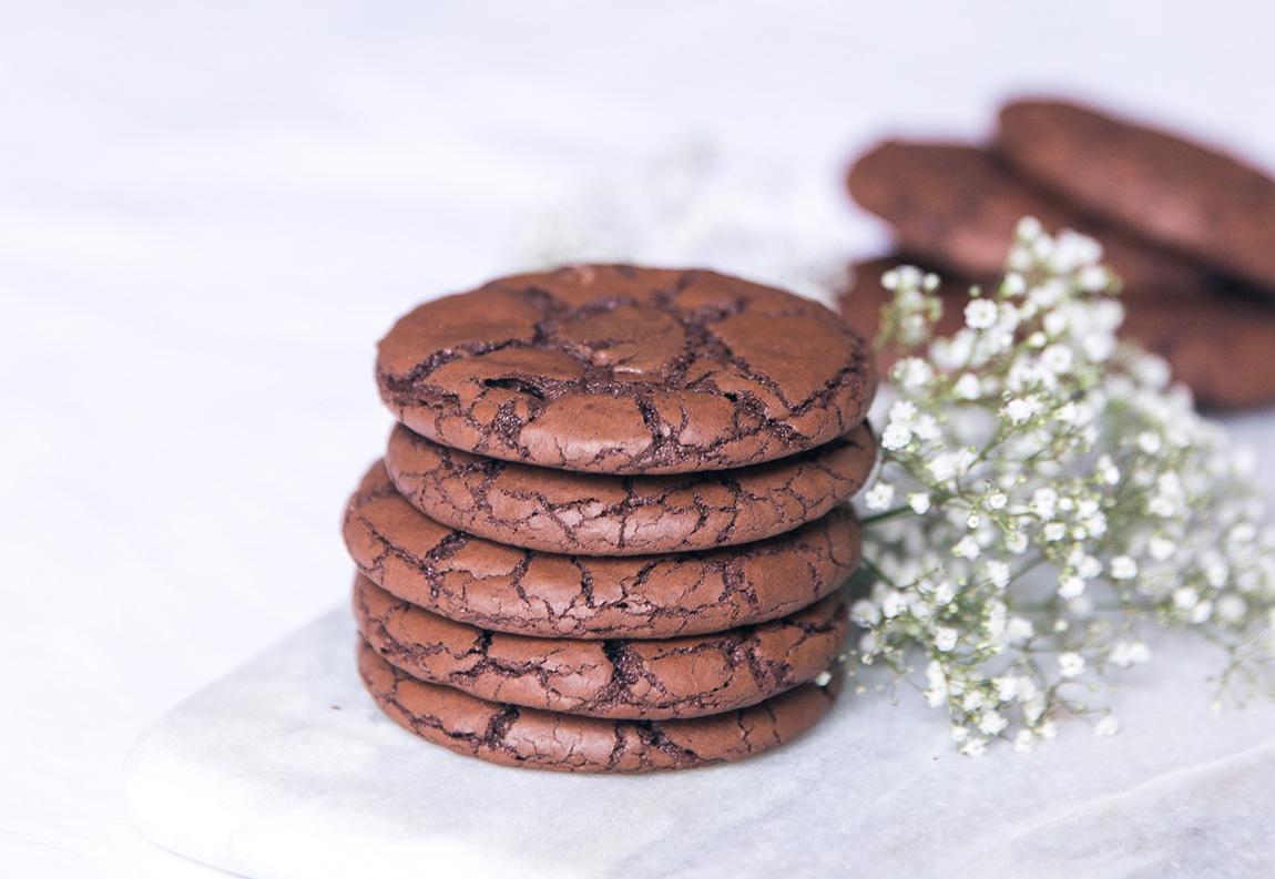 Recettes des Cookies au chocolat ultra moelleux