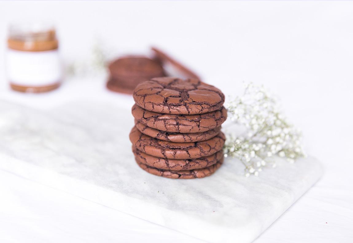 Recettes Des Cookies Au Chocolat Ultra Moelleuxdollyjessy
