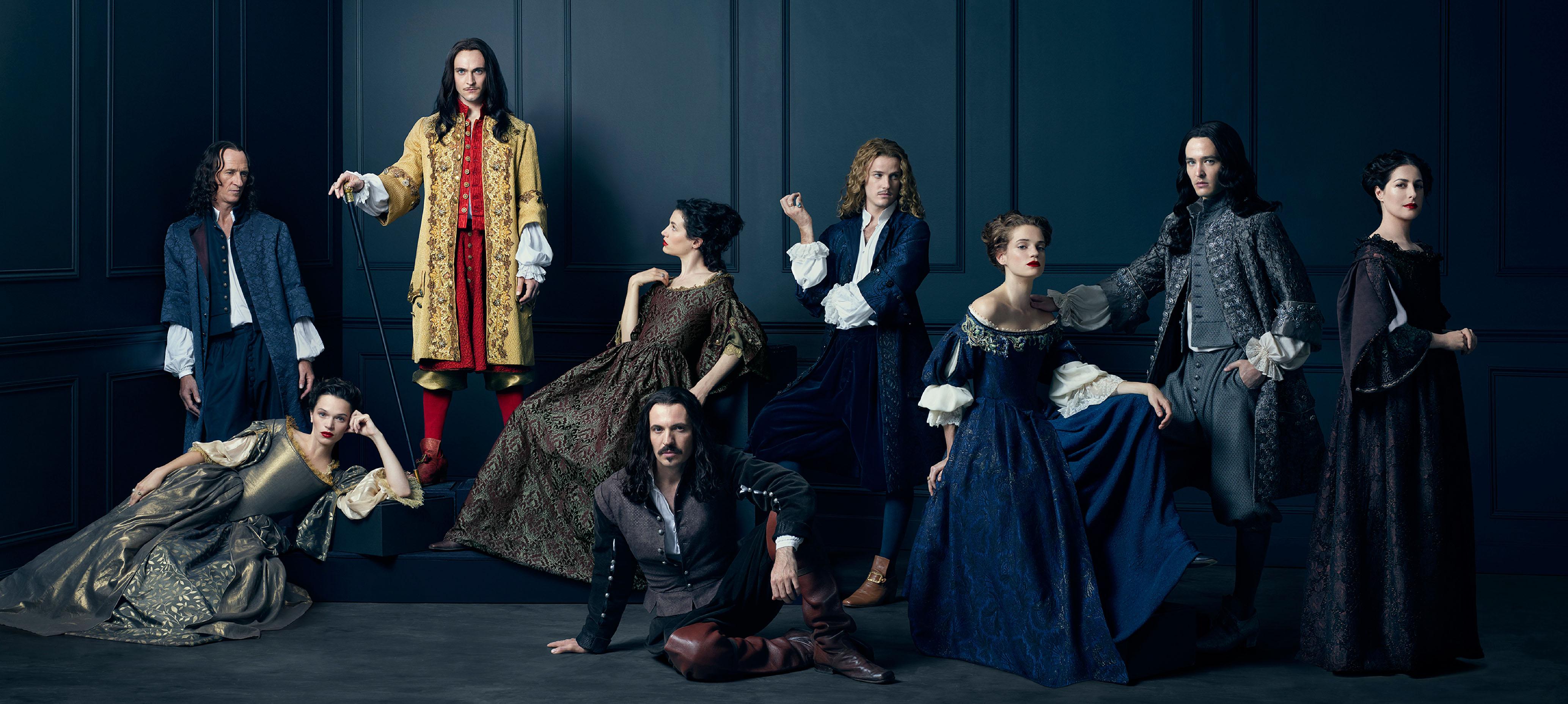 Versailles - Quelles séries commencer en 2016, nouvelles séries conseils blog lifestyle cinéma
