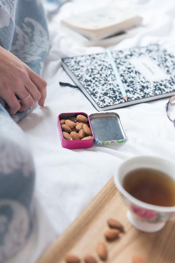 Les amandes de Californie - Manger des amandes pour un goûter ou un encas sain et gourmand - blog lifestyle