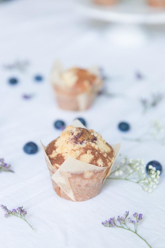 Recette muffins au yaourt aux myrtilles - recette facile blog cuisine culinaire paris mode lifestyle