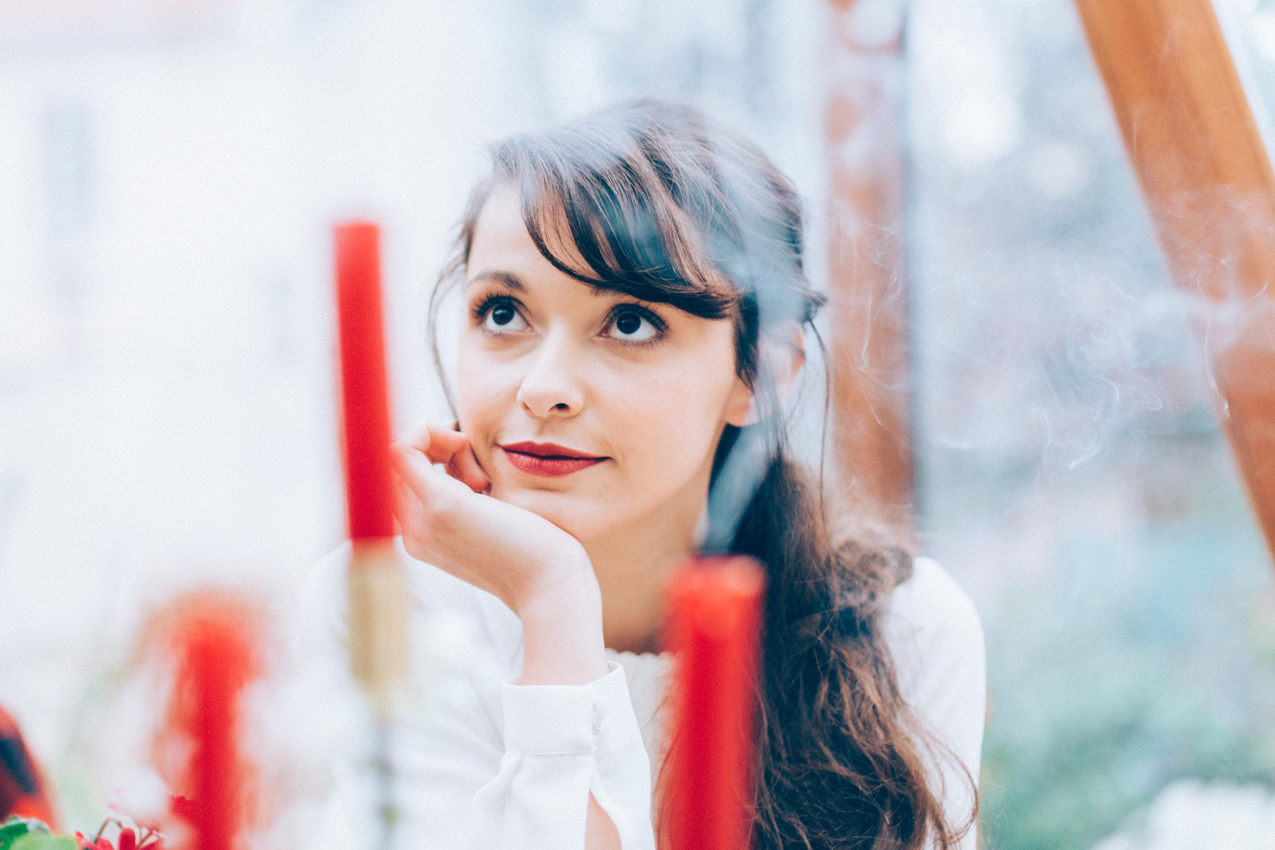 modèle mariage blogueuse paris