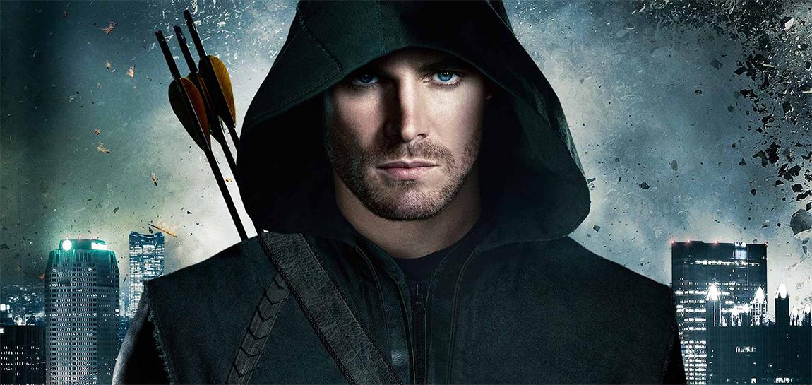 Séries super héros séries garçons masculines à regarder en couple - Arrow blog séries