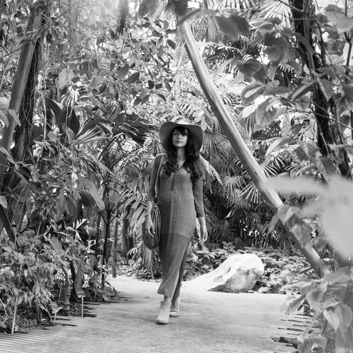 Shooting blog mode Serres du Jardin des plantes