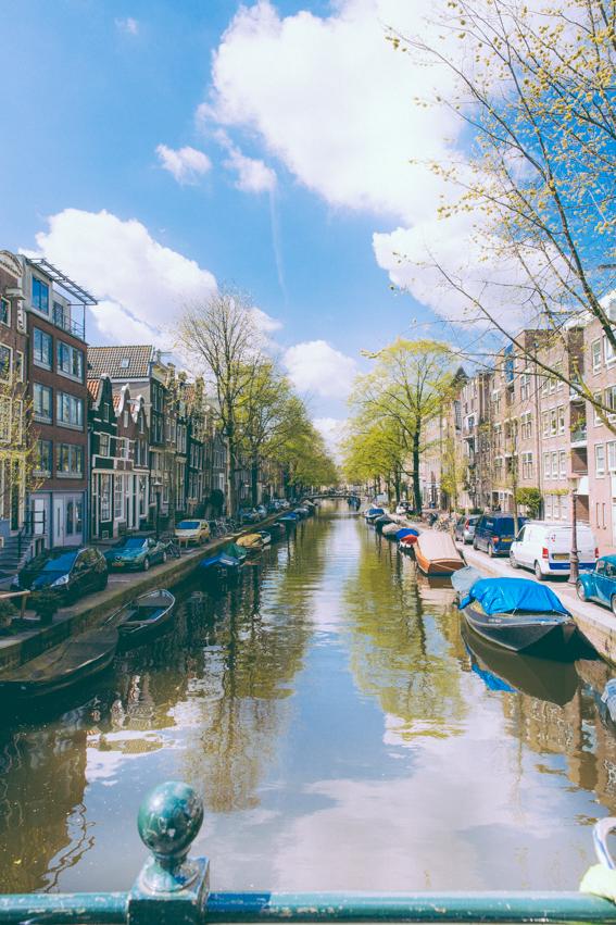 Amsterdam séjour de 4 jours - blog voyage paris français belles photographies de voyage - photographe blogueur europe