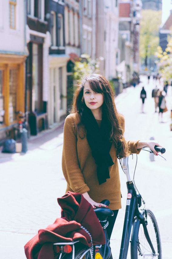 Amsterdam séjour de 4 jours - blogueur voyage paris français belles photographies de voyage - photographe blogueur europe  - Vogel Park faire du vélo à Amsterdam
