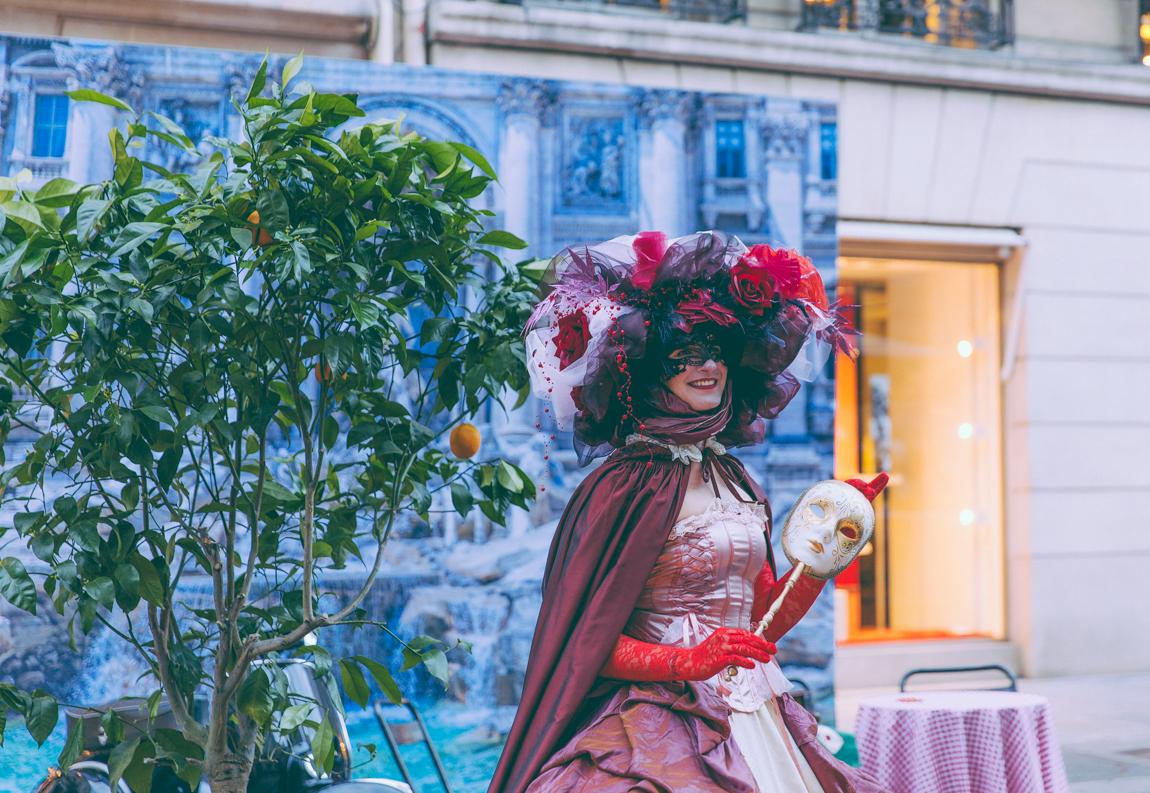 Paris Summer Time 2016 Comité du faubourg saint-honoré - luxe blog mode Paris