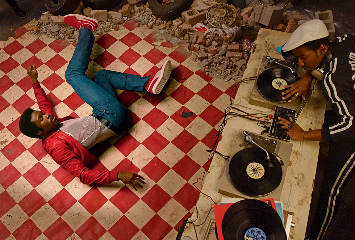 Série à regarder cet été - Série Netflix The Get Down HIP HOP Rap MC Grand Master Flash - blog lifestyle séries cinéma dollyjessy