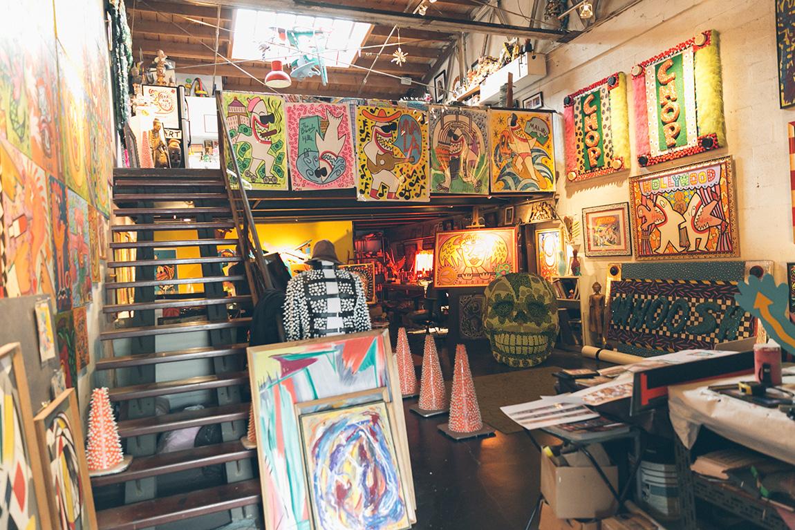 Visite The Brewery avec Andre Miripolski - visite culturelle quartier artistique south Los Angeles - Voyageurs du monde - blog voyage français mode et lifestyle dollyjessy