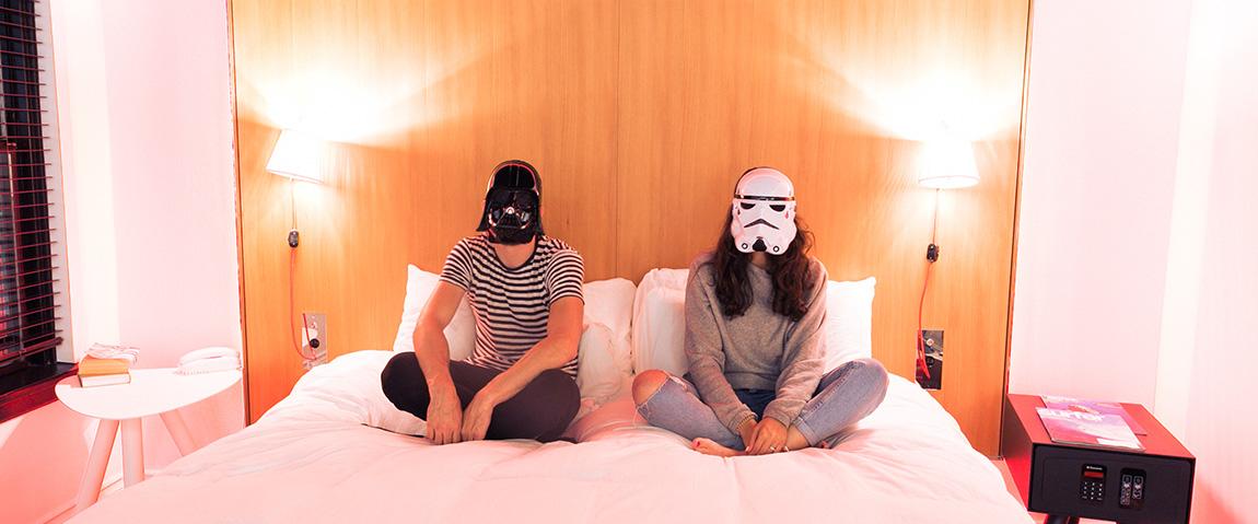 Mama Shelter Los Angeles avis blog français blogueuse parisienne - Voyage à Los Angeles - Top blog mode lifestyle voyage Paris
