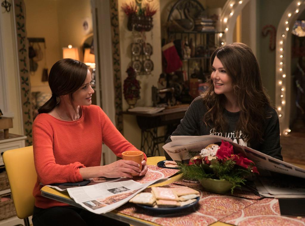 Gilmore Girls Revival A year in a life 10 après la fin de la série 4 nouveaux épisodes inédits produits par Netflix - avis blog français séries TV cinéma ciné Dollyjessy