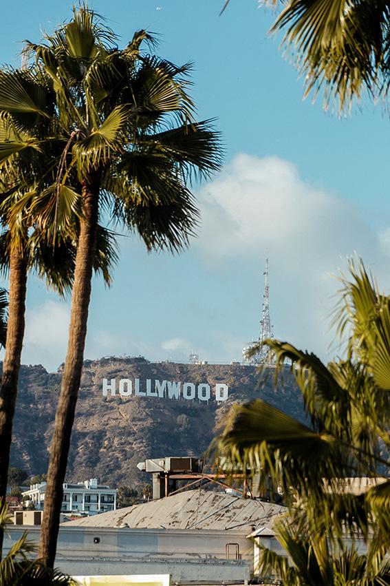Voyage Los Angeles trip Hollywood blog mode voyage paris Dollyjessy