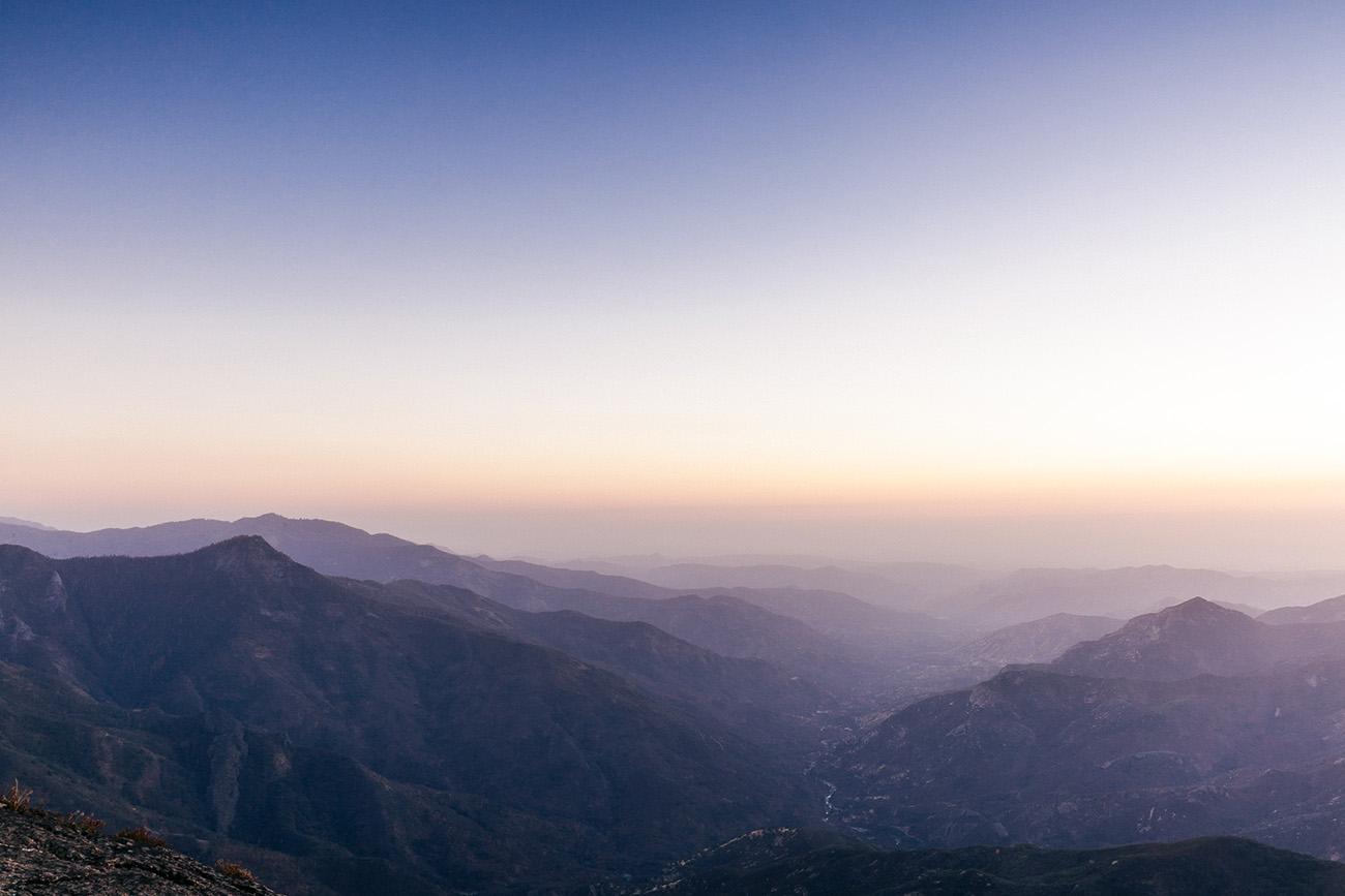Sequoia Park blog français Big Sherman voyage californie conseils astuces belles photographies de blogueurs voyages