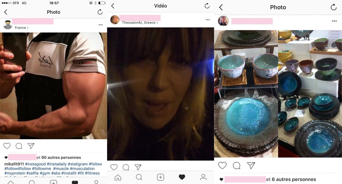 Les instagrammeurs qui achètent des likes, engagement instagram imposture