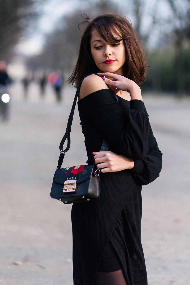 Sac Furla sur Zalando blogueuse mode Paris dollyjessy - Où acheter un beau sac sur Internet ?