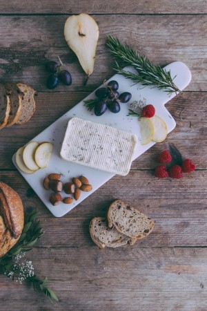 La brique Président shooting photographe blogueuse culinaire à Paris - excuses pour manger du fromage grande amatrice de fromage Blog lifestyle cuisine mode