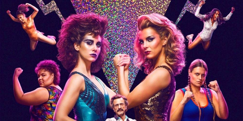 Glow série à regarder cet été - quelle séries regarder en 2017 nouvelles séries de filles blog lifestyle dollyjessy