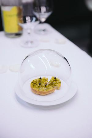 Restaurant le Cinq Georges Cinq Christian Le Squer coulisses cuisine plats signature - blog cuisine gastronomie tourisme luxe dollyjessy paris