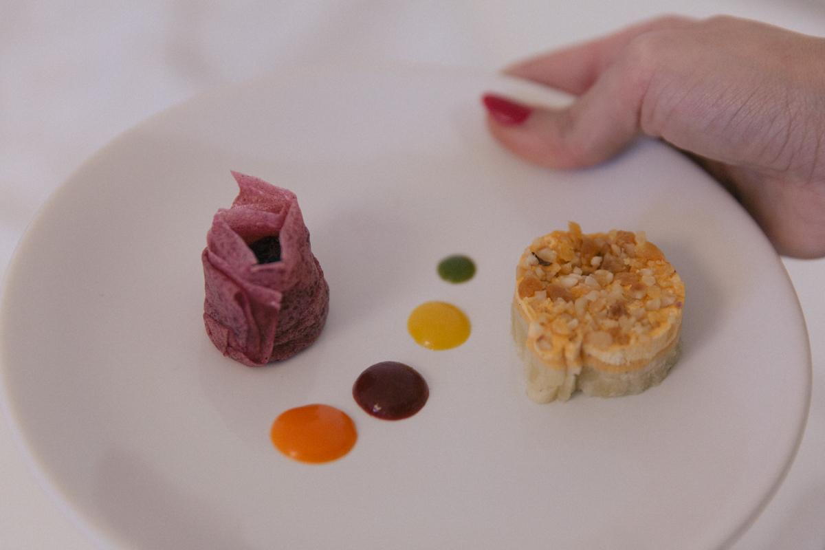 Crayon Coulis Darégal vendus chez Picard - dresser de belles assiettes comme les grands chefs