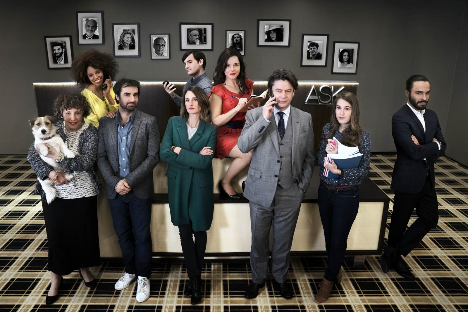 Meilleures séries françaises de qualité, quoi regarder comme série cet été ?  série comique blog culture cinéma série blogueuse dollyjessy