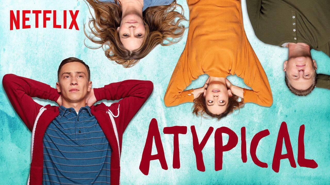 meilleures séries Netflix - Atypical comédie dramatique -  à regarder à voir cet été - blog cinéma série culture dollyjessy paris - Sam personnage autiste troubles autistiques