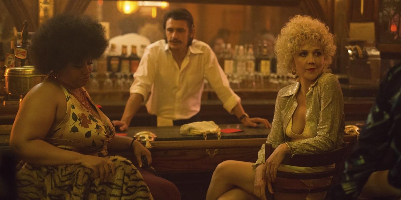 The Deuce série avec des têtes d'affiche série dramatique sur la prostitution James Franco, série originale à voir cet été 2018  blog culture cinéma série Dollyjessy