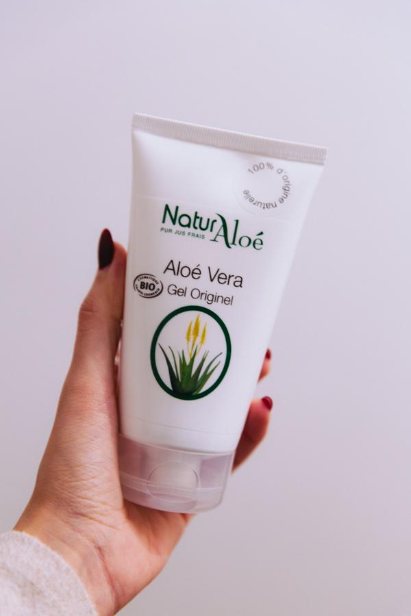 Site en ligne de vente de produits cosmétique naturels bio Stylbio Gel d'Aloe Vera