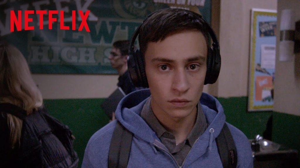 Atypical, série autisme trouble autistique, sélection des meilleures séries Netflix blog critique séries cinéma culture quelle série regarder en 2020 ?