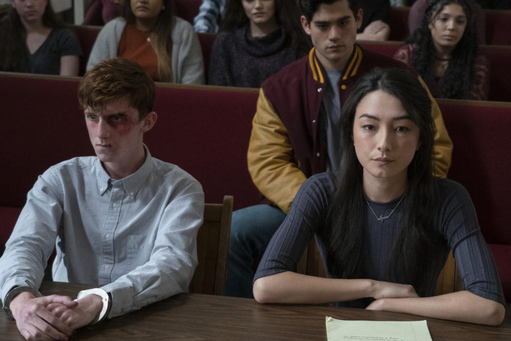 The Society, série teen ado science fiction mystérieux fantastique sélection des meilleures séries Netflix blog critique séries cinéma culture quelle série regarder en 2020 ?