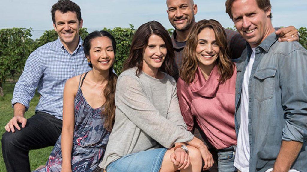 Friends From College, série sur l'amitié, 40 ans, sélection des meilleures séries Netflix blog critique séries cinéma culture quelle série regarder en 2020 ?